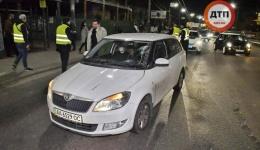В понедельник, 9 апреля, на улице Елены Телиги произошло ДТП. 09.04.2018