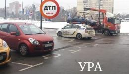 Киев. Полицейский беспредел. 12.02.2018