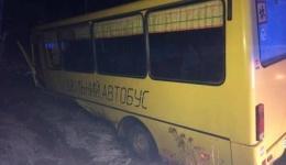 16 дітей та вчителька потрапили в ДТП на Житомирщині... 12.12.2017