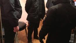 Затримано поліцейських, які «кришували» злодіїв на київському залізничному вокзалі. 25.01.2018