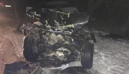 Поліція розслідує ДТП з двома загиблими у Миколаївському районі. 26.01.2018