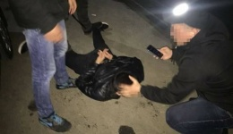 За матеріалами СБУ трьом поліцейським, затриманим на хабарі, оголошено про підозру. 26.04.2018