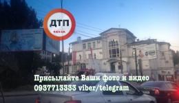 ЧП в Киеве на Староноводницкой: возгорание в здании Integrites. ФОТО