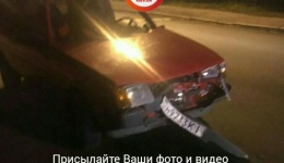 ДТП в Киеве на ул Героев Обороны, 12. 04.11.2017