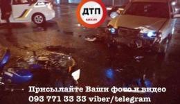 Киев. Поиск свидетелей! ДТП, 19.09.2017