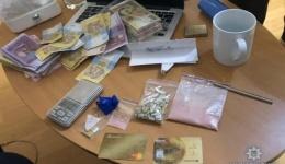 У Києві поліцейські затримали наркоторговця. 19.04.2018