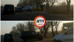 ДТП с пострадавшими на трассе Киев - Одесса. 11.04.2018