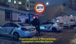 Боевая Соломенка: Киев, ул. Западная. 11.02.2018