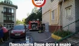 Смертельное ЧП в Киеве: сгорела жилая квартира. Погибло 3 человека. ФОТО
