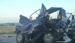 Смертельное ДТП: в результате аварии двое погибли, пятеро пострадали.